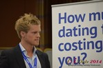 Martin Thor, Sales Manager of Mobile Entertainment at Dimoco  at the 2014 E.U. Internet Dating Industry Conference in Germany