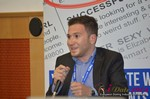 Alessandro Bruno-Bossio, Head of Sales at Neteller  at the 2014 European Internet Dating Industry Conference in Cologne