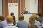Wayne May, CEO of ScamSurvivors  at the September 7-9, 2014 Mobile and Online Dating Industry Conference in Germany