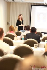 Jill James, COO of Three Day Rule Seminar On Partnership Models For Dating Leads To Online Dating at the 2014 Internet and Mobile Dating Business Conference in L.A.