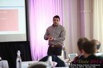Justin Smith, Director Of Business Development at Cake Marketing at iDate2014 L.A.
