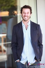 Brian Grushcow, Partner at Solving Mobile at the 2014 Internet and Mobile Dating Industry Conference in California
