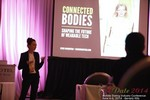 Syuzi Pakhchyan Of Fashioning Technology Keynote Presentation On Wearable Technology at iDate2014 California