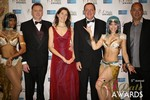Dating Factory & RedHotPie Execs  in Las Vegas at the January 15, 2014 Internet Dating Industry Awards