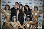 Luxury Excursions  at the 2014 Internet Dating Industry Awards Ceremony in Las Vegas