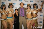 Peter Christopher  in Las Vegas at the January 15, 2014 Internet Dating Industry Awards