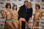 Jeff Collier & Sheri Grande  at the January 15, 2014 Internet Dating Industry Awards Ceremony in Las Vegas