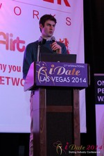 Aaron Stein - Director of User Acquisition @ HowAboutWe at the January 14-16, 2014 Las Vegas Internet Dating Super Conference