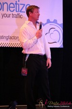Dr. Jeff Collier - CEO of MateSafe at iDate Expo 2014 Las Vegas