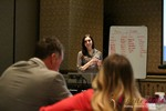 Antonia Geno - IDCA Certification Course at the January 14-16, 2014 Las Vegas Online Dating Industry Super Conference
