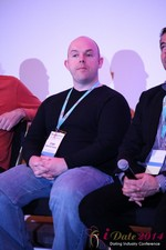 Jason Lee - CEO of DatingWebsiteReview.net at the January 14-16, 2014 Internet Dating Super Conference in Las Vegas