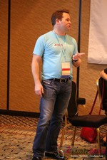Michael O'Sullivan - CEO of HubPeople at the 2014 Internet Dating Super Conference in Las Vegas
