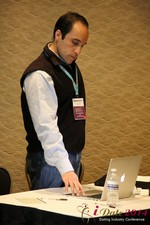 Oscar Estupian - Vice President @ Mentis Dating at the January 14-16, 2014 Las Vegas Internet Dating Super Conference