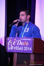 Steve Dakota Happas - Moderator of Dating Affiliate Marketing Panel at the 11th Annual iDate Super Conference