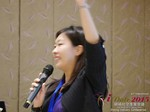 Violet Lim - CEO of Lunch Actually at the May 28-29, 2015 Mobile and Online Dating Industry Conference in Beijing