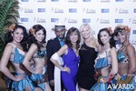 Renee Piane and Kristina Lynn at the 2015 Internet Dating Industry Awards Ceremony in Las Vegas