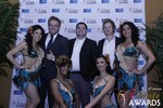 Dimoco at the 2015 Internet Dating Industry Awards in Las Vegas