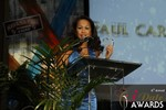 Carmelia Ray at the January 15, 2015 Internet Dating Industry Awards Ceremony in Las Vegas