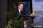 Max McGuire - CEO of Red Hot Pie at the 2015 iDate Awards Ceremony
