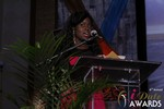 Charreah Jackson - Relationships Editor at Essence Magazine at the January 15, 2015 Internet Dating Industry Awards Ceremony in Las Vegas