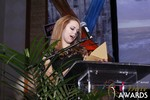 Ana Reed Davies - Business Development at TXT Nation at the 2015 iDate Awards