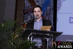 Arthur Malov - Co-Founder of the IDCA at the January 15, 2015 Internet Dating Industry Awards Ceremony in Las Vegas