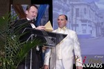 Mark Brooks and Marc Lesnick at the 2015 Las Vegas iDate Awards