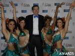 Media Wall at the 2015 Internet Dating Industry Awards Ceremony in Las Vegas