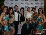 Kelly Steckelberg - CEO of Zoosk at the 2015 Internet Dating Industry Awards in Las Vegas