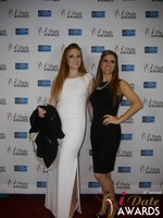 Media Wall at the 2015 iDateAwards Ceremony in Las Vegas