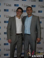 CC Bill at the 2015 iDate Awards