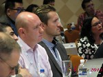 Audience of Dating Executives at the 40th International Dating Industry Convention