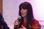 Julie Spira - at CNN Panel on Content Marketing at the 2015 Las Vegas Digital Dating Conference and Internet Dating Industry Event
