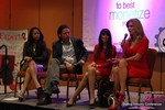 CNN Panel on Content Marketing - Carmelia Ray, David Perez, Julie Spira & Wendy Walsh at iDate Expo 2015 Las Vegas
