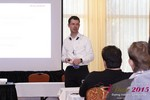 Frederick Vallaeys - CEO of Optmyzer at the January 20-22, 2015 Internet Dating Super Conference in Las Vegas
