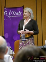 Matchmaker Julie Ferman - on the State of the Matchmaking Business Panel at Las Vegas iDate2015