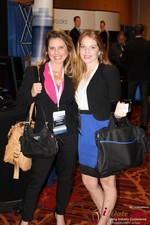 Networking at the January 20-22, 2015 Internet Dating Super Conference in Las Vegas