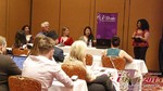Dating Events Panel for Matchmakers and Dating Coaches - Deanna Lorraine, Mark Owen, Kimberly Seltzer, Tracy Lee and Damona Hoffman at iDate Expo 2015 Las Vegas