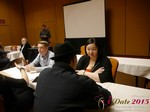 Investors, Funders, Mergers and Acquisitions Session at the 2015 Internet Dating Super Conference in Las Vegas