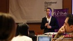 Matthew Valentines - CEO of Personal Dating Assistants at the 2015 Internet Dating Super Conference in Las Vegas