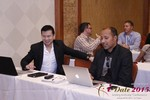 Audience during Dating Habit Forming Session - Pre-Conference at iDate Expo 2015 Las Vegas