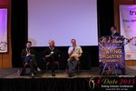 Dating Technology and Behavioral Trends Panel - Michael McQuown, Dr David Buss, Dan Winchester and Mark Brooks at the January 20-22, 2015 Internet Dating Super Conference in Las Vegas