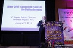 Steve Baker - Regional Director of the US Federal Trade Commission at the January 20-22, 2015 Internet Dating Super Conference in Las Vegas