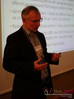 George Kidd Chief Executive From The Online Dating Association ODA  at the 12th annual Euro iDate conference matchmakers and online dating professionals in London