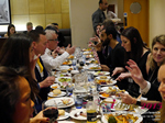 Lunch Among European And Global Dating Industry Executives   at the 2015 London Euro Mobile and Internet Dating Expo and Convention
