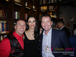 Networking Party At The Library In London For UK Dating And Match Making CEOs And Owners  at the 12th Annual Euro iDate Mobile Dating Business Executive Convention and Trade Show
