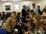 Speed Networking Among CEOs General Managers And Owners Of Dating Sites Apps And Matchmaking Businesses  at the October 14-16, 2015 London Euro Online and Mobile Dating Industry Conference