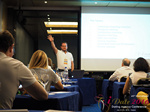 Gary Beal - CEO of Vanguard Online Media at the 45th Premium International Dating Business Conference in Limassol
