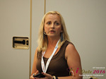 Krystina Trushnya - Publisher of Ukranian Dating Blog at the 2016 Premium International Dating Business Conference in Limassol