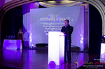 Marc Lesnick Presenting the Best Dating Software & Saas Award at the 7th annual iDate Awards Ceremony
